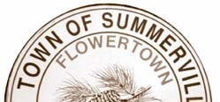 Town of Summerville Seal - Flowertown in the Pines
